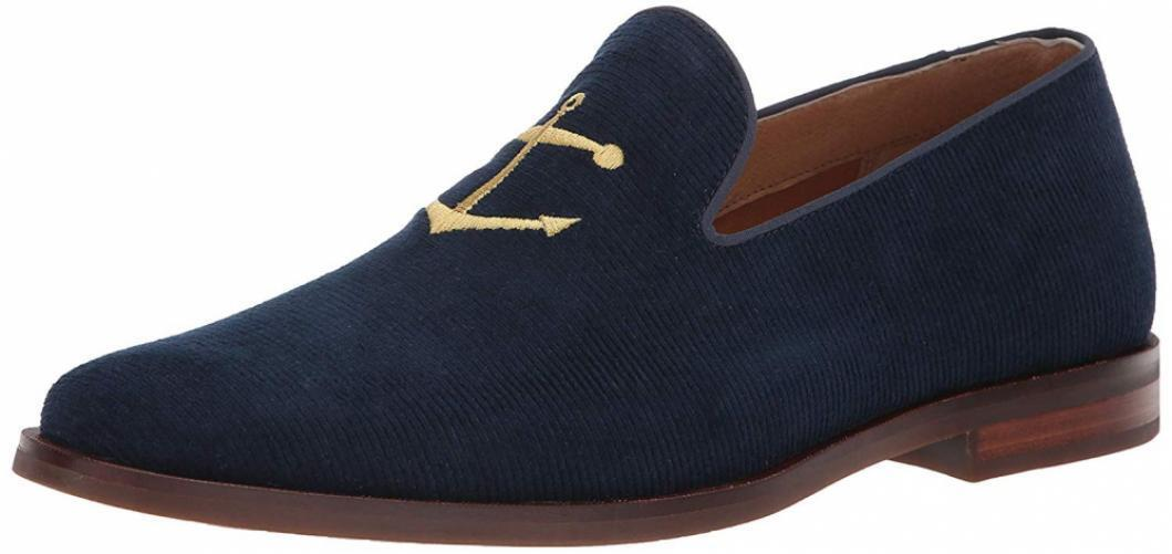 Sperry Men's Overlook Textile Smoking Slipper Loafer