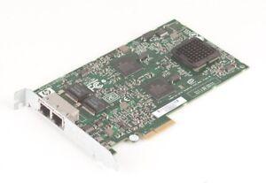 HP-NC380T-Dual-Gigabit-Server-Netzwerkkarte-10-100-1000-Mbit-s-PCI-E-374443-001