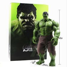 Incredible Hulk Action Figure  PVC Marvel Buster Age Of Ultron Hulkbuster 42cm