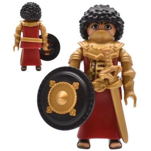 Playmobil Chevalier Ligue des Assassins Amazones Egyptiens Romain Custom