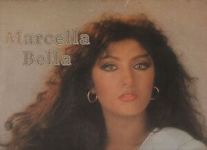 MARCELLA-BELLA-disco-LP-33-giri-MADE-in-ITALY-Omonimo-Same-1981-STAMPA-ITALIANA