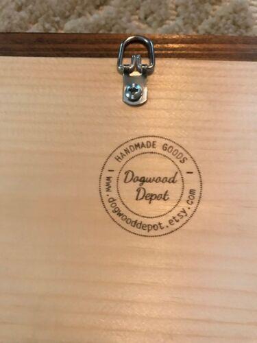 POWDER ROOM Rustic LARGE Wood Sign Fixer Upper Farmhouse Primitive Handmade