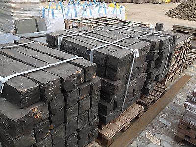 Basalt Palisade 12x12x30cm Palisaden