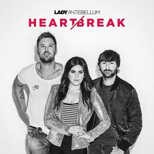 LADY Antebellum-Heart Break (VINILE) VINILE LP NUOVO