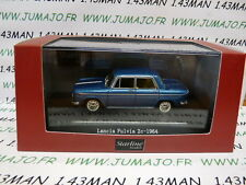 voiture1/43 STARLINE models : LANCIA Fulvia 2c 1964 bleu