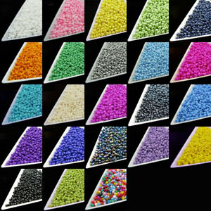 1600Pcs-Colorful-Glass-Seed-Loose-Spacer-Beads-Necklace-Jewelry-Making-Craft-2MM