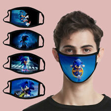 Sonic The Hedgehog Face Masks Party Eight For Sale Online Ebay
