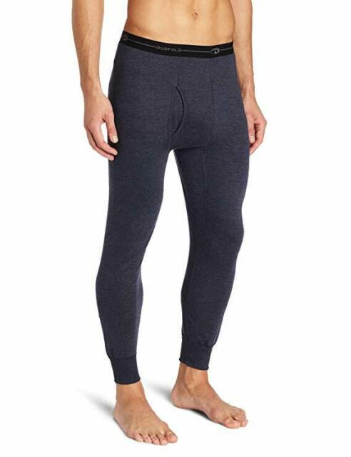 Duofold KMW2 Mens Thermal Base-Layer Underwear Winter White 2 Pack