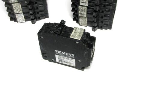 F-207 * SIEMENS 15 AMP QT TANDEM CIRCUIT BREAKER Q1515   .........