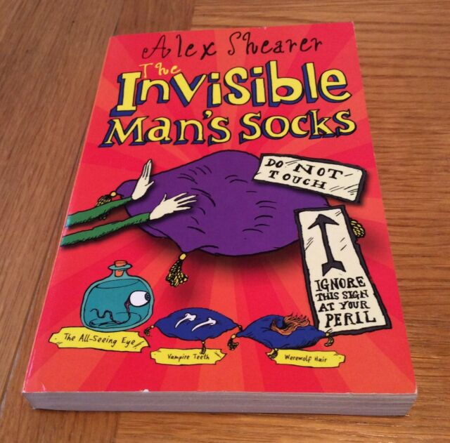 The Invisible Man's Socks (Paperback) by Alex Shearer
