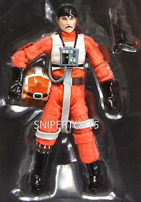 "Star Wars The Black Series 3.75/"" #04 Biggs Darklighter Pilot Loose Complete"