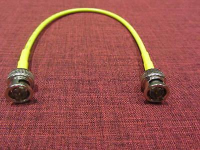Belden 1855A Mini RG-59 HD-SDI  Video Cable BNC Male to BNC Male Black 25 ft.
