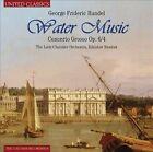 Handel: Water Music; Concerto Grosso Op. 6/4 (CD, Jun-2013, United Classics)