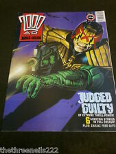 2000AD #724 - MARCH 30 1991