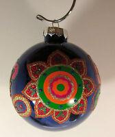 Vera Bradley Ornament Venetian Paisley 13308-150 2013