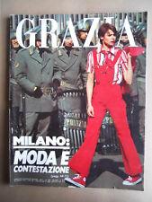 GRAZIA n°1678 1973 - Rivista di moda   [G743]