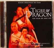 Tan Dun Violonchelle Yoyoma CD Tigre & Dragon (Bande Original Du Film) - Europe