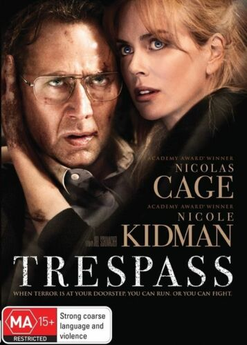 1 of 1 - Trespass (DVD, 2014)