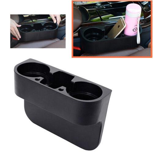 Black Useful Set 2 Cup Holder Drink Beverage Seat wedge Auto Car Truck Useful