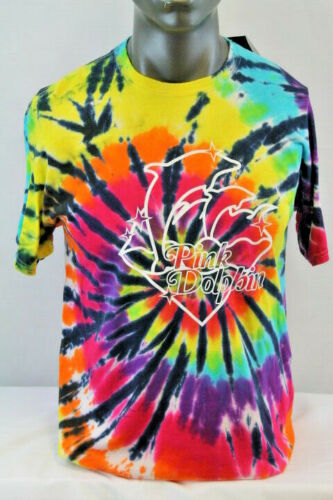 Pink Dolphin S//S SHEEN WAVES T-SHIRT MULTICOLOR QS1811SWMULT