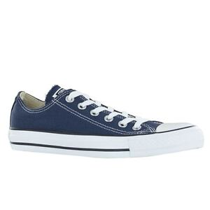 55097baedb89 Image is loading Converse-Chuck-Taylor-All-Star-OX-Womens-Navy-