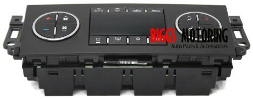 2007-2011 Chevy Silverado 1500  Ac Heater Climate Control Unit 25869948