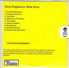 DIRTY PROJECTORS Bitte Orca UK 9-trk watermarked promo test CD sealed Domino