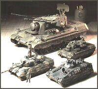 Tamiya 1/35 Scale Kit Flakpanzer Gepard West German Anti Aicraft Tank Sealed