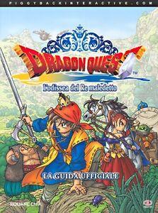 Dragon-Quest-VIII-Guia-Estrategica-nueva-siglillata-ITALIANO-De-lengueta