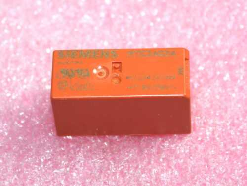 Lot of 3 Siemens RTE24024 Solid State Relay 28B146