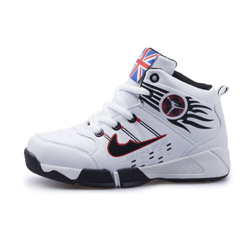 Boys Sports Basketball Shoes Running Shoes Athletic Sneakers Little//Big Kids