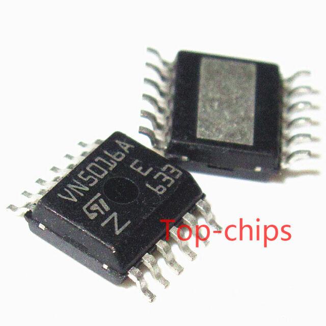 5PCS VN5016A Single channel high side driver HSSOP12