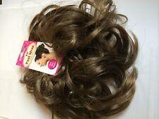 Hair Scrunchie Hair Piece Bun Extension scrunchie medium brown