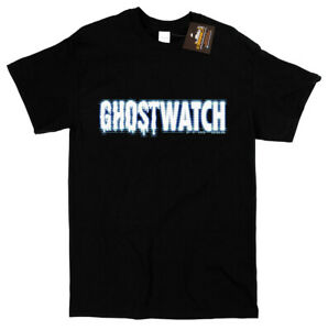 Ghostwatch Inspired T-shirt - Retro 90s British TV Show Tee - Horror Cult Scary