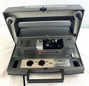 Vintage Kodak Instamatic M 95 Movie Projector Super 8 & 8mm