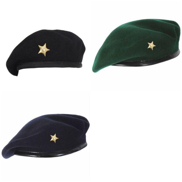 5 Pcs Che Guevara Military Men /& Woman/'s Beret Cap
