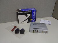 Planet Audio Pvsrf Audio/video Switcher W/ Remotes 4 In / 4 Out