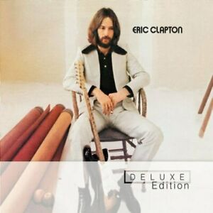 Eric-Clapton-Remastered-and-Expanded-deluxe-Edition-UK-IMPORT-CD-NEW