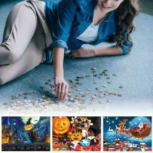 Jigsaw puzzle 1000 Pieces For Adults And Children, Christmas B2N1