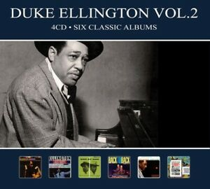 DUKE-ELLINGTON-Six-Classic-Albums-vol-2-4-CD-NEUF