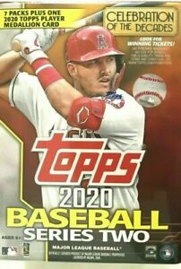 2020-Topps-Series-2-Baseball-Trading-Cards-Retail-Blaster-Box-NEW