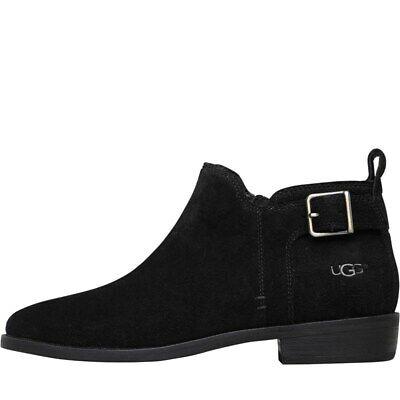 UGG Womens Kelsea Ankle Boots Black