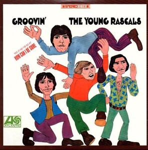NEW-CD-Album-The-Young-Rascals-Groovin-039-Mini-LP-Style-Card-Case