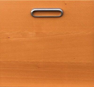 Griff ... Genial Ikea Effektiv Front F Mappenrahmen 40x38cm In Buche Dunkel Inkl