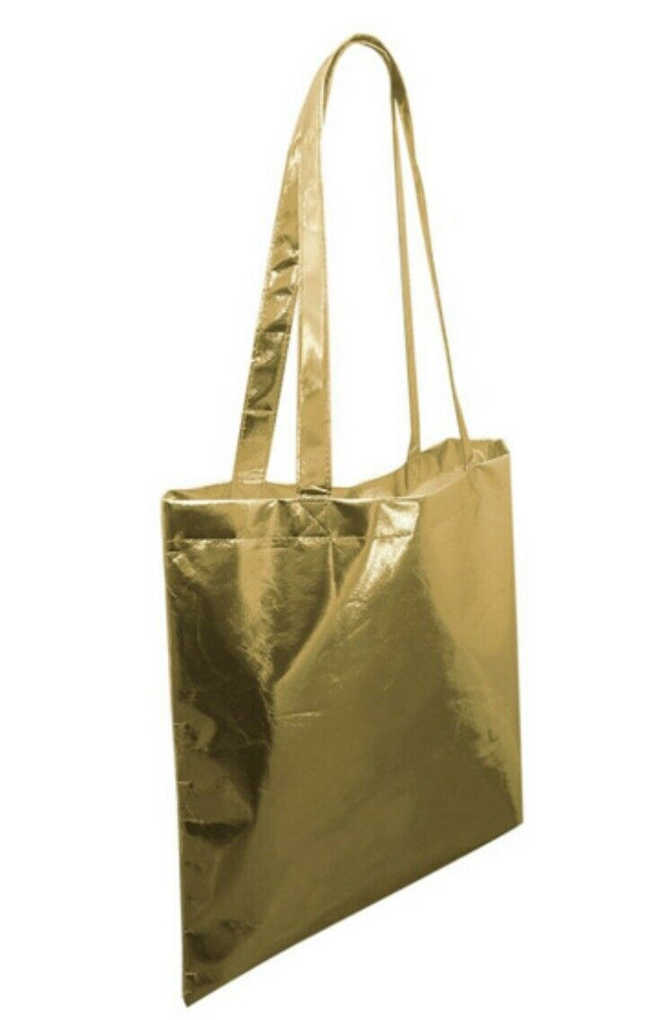Metallic Gold Tote Bag!!! Wow 🤩Perfect Quality And More Available In My Store!!