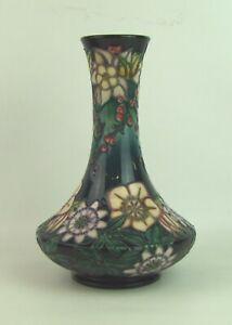 Moorcroft-Carousel-Vase-62-11-Limited-Edition-Designed-by-Rachel-Bishop