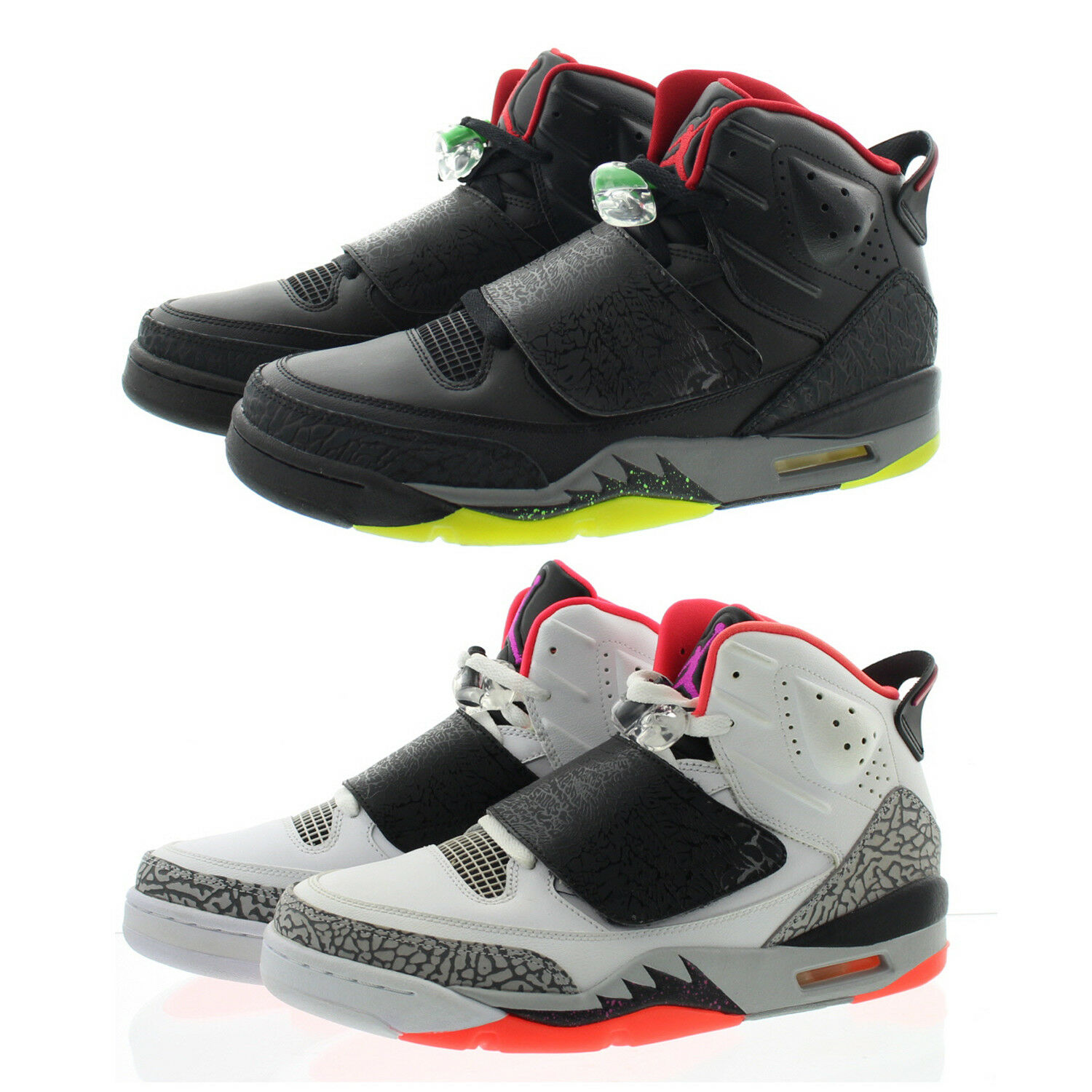 Nike 512245 Men's Air Jordan Son of Mars Basketball Mid Top Athletic Shoes New shoes for men and women, limited time discount