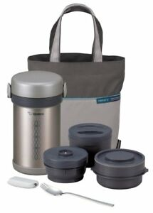 Zojirushi-SL-NCE09-MS-Bento-Stainless-Steel-Vacuum-Lunch-Jar-with-Carrying-Bag