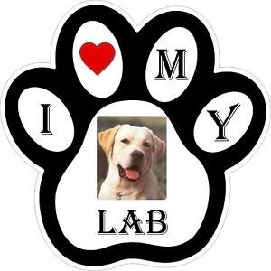 Yellow-Lab-Dog-Paw-Decal-Sticker
