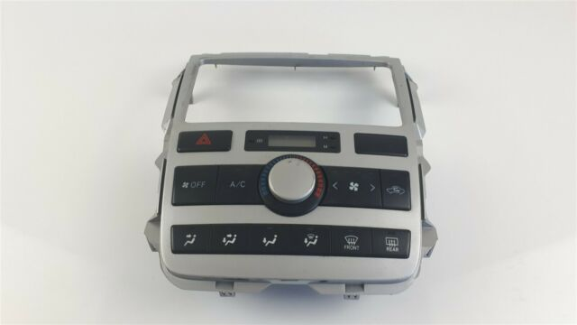 T1492 TOYOTA CLIMATE CONTROL 55900-44270